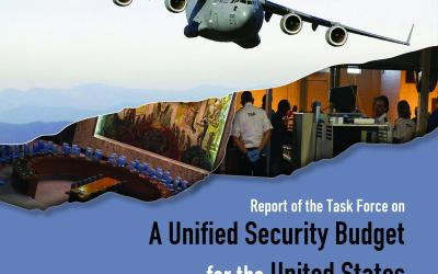 A Unified Security Budget for the United States, FY 2011