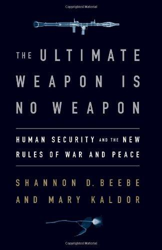 Review: 'The Ultimate Weapon is No Weapon'