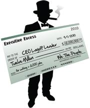 CEO Pay and the Great Recession