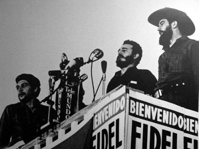 Thanks to a grant, a documentary focusing on Fidel Castro will be preserved. Creative Commons photo by Pietroizzo