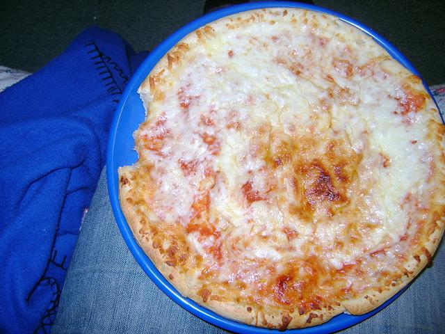 Catering to the Frozen Pizza Lobby