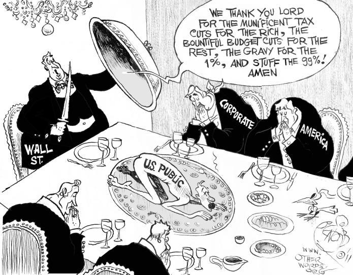 Thanksgiving on Wall Street