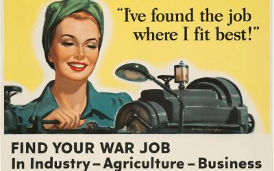 War: The Wrong Jobs Program