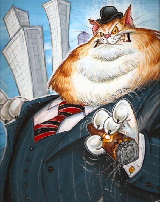 The 10 Greediest Americans of 2011