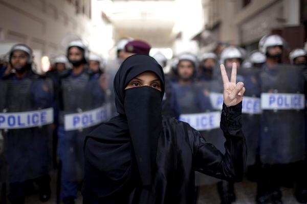 PHOTO: Human Rights Activism in Bahrain