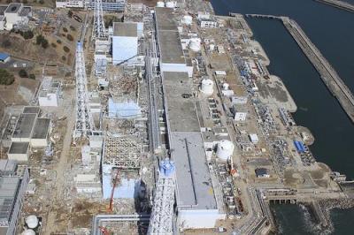 Fukushima's devastation two weeks after the tsunami.