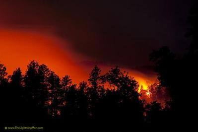 Wild Fires are Exactly What Global Warming Looks Like