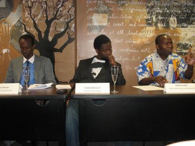 3 of the panelists