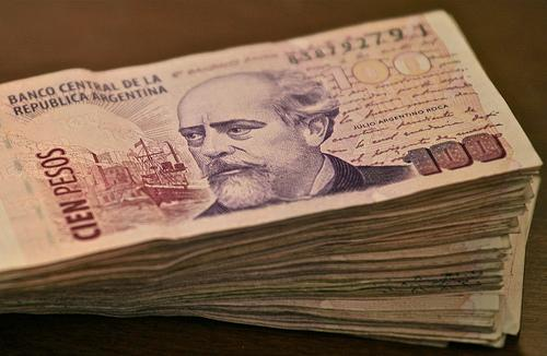 Exchange Rates and Debt Bondage