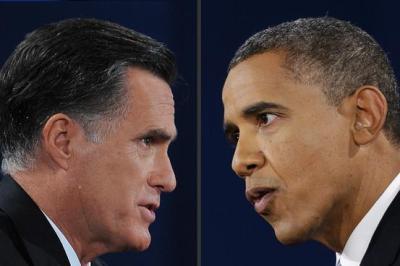 Obama v Romney Debate - WSJ.com image
