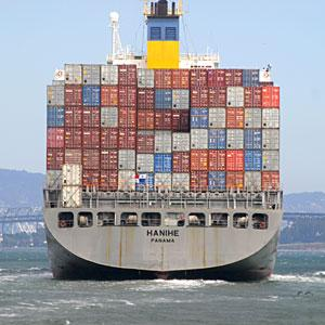 Trans-Pacific Partnership - Free Trade - Shipping Containers - Cargo Ship