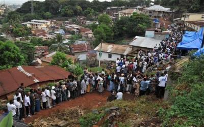 Sierra Leone: From Swords into Ploughshares