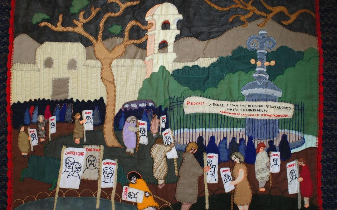 Tapestry as Testimony: Arpilleras of Chile