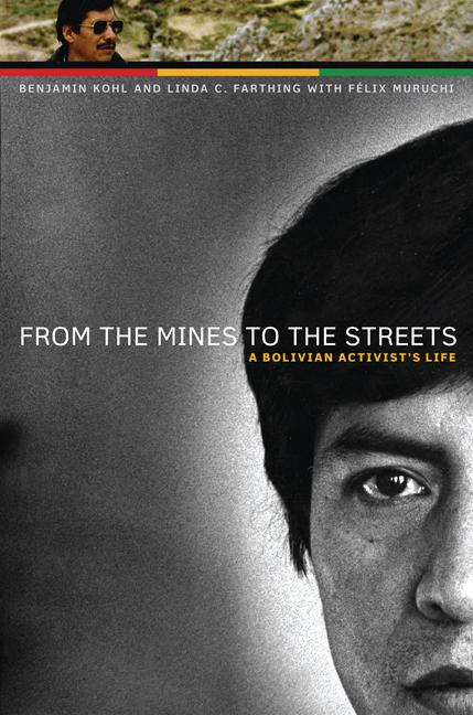 Author Event: From the Mines to the Streets: A Bolivian Activist's Life