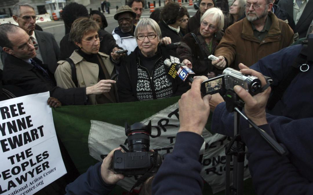 Tribute to Lynne Stewart and Political Prisoners