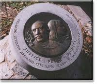 Sheridan Circle Memorial Service 2013