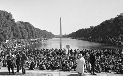 Anti-War Protest in 1967