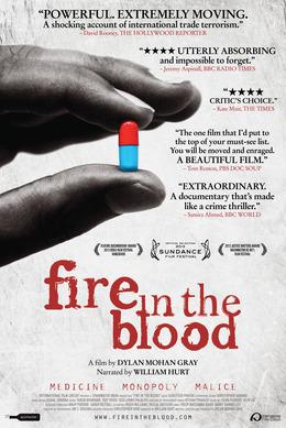 Film: Fire In The Blood