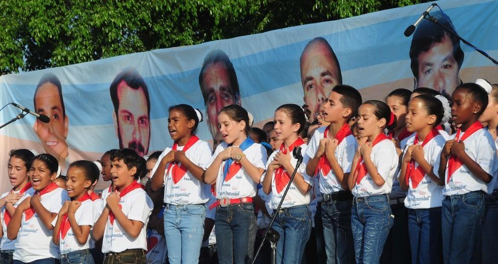 Third 5 Days for The Cuban 5 in Washington DC