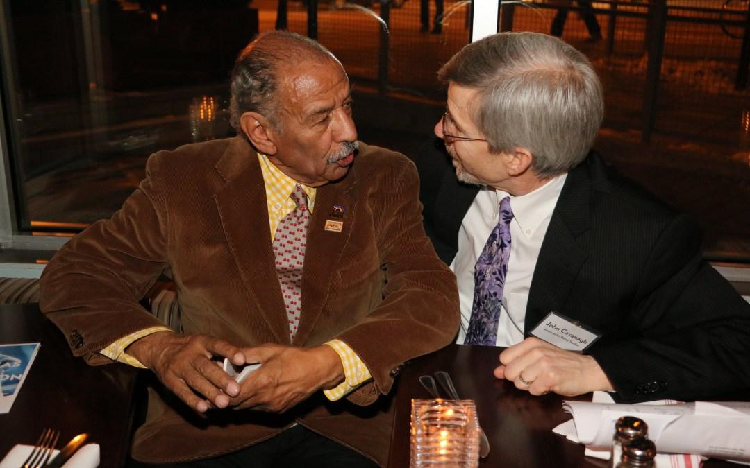Celebrating John Conyers, the Longest-Serving African-American Congressman