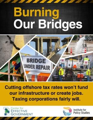 Burning Bridges report cover