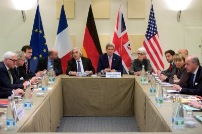 Iran diplomacy roundtable