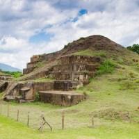El Salvador's San Andres ruins