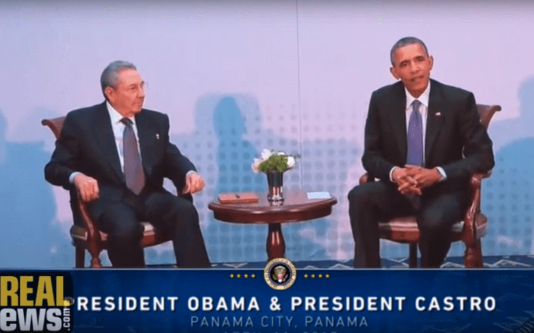 Obama's Visit to Cuba: Dangers and Benefits to the Cuban Revolution