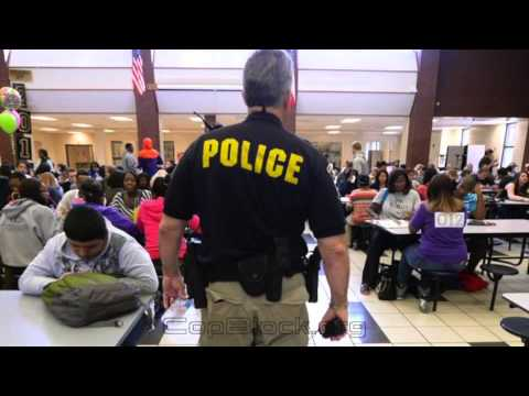 It's Time to Get Cops Out of Schools