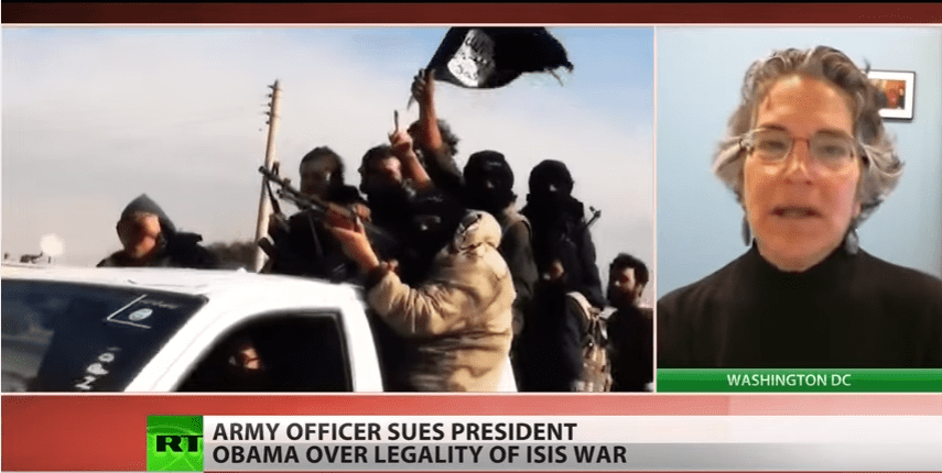 Case Against Obama Administration for War on ISIS Raises More Political Questions than Legal Ones