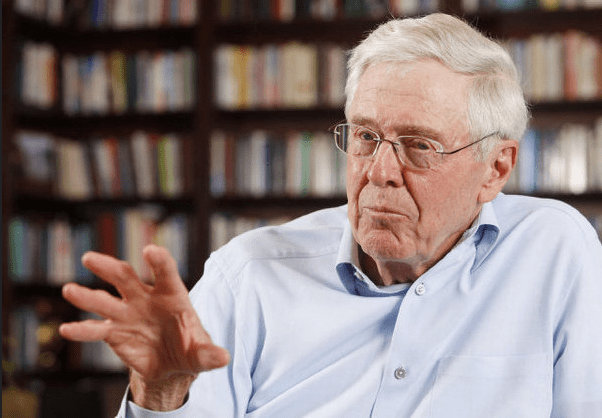 "Don't let Koch's New ""End the Divide"" Ad Fool You"
