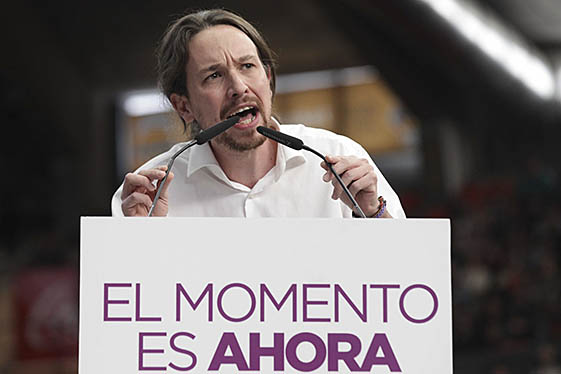 The Spanish Left's Proposal to Combat Inequality