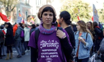 podemos-supporter-spain-election