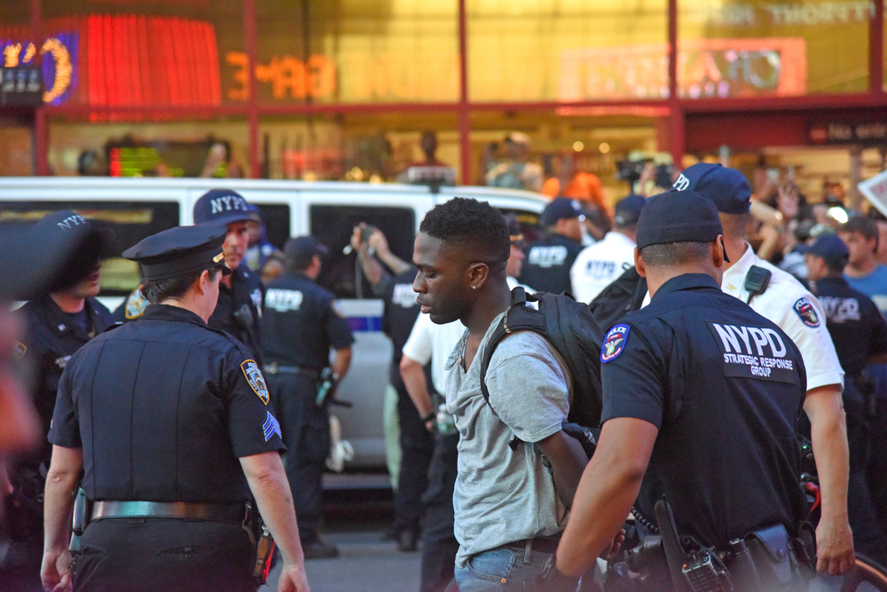 The Movement for Black Lives Will Not Be Criminalized