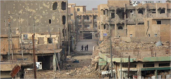 Our Military Approach to ISIS Will Only Lead to More Civilian Casualties