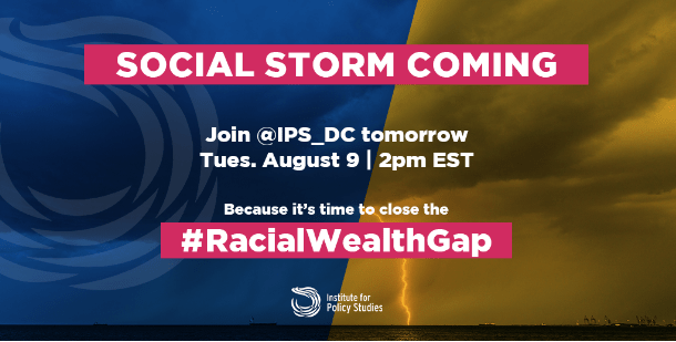 Help Spread the Word: #RacialWealthGap