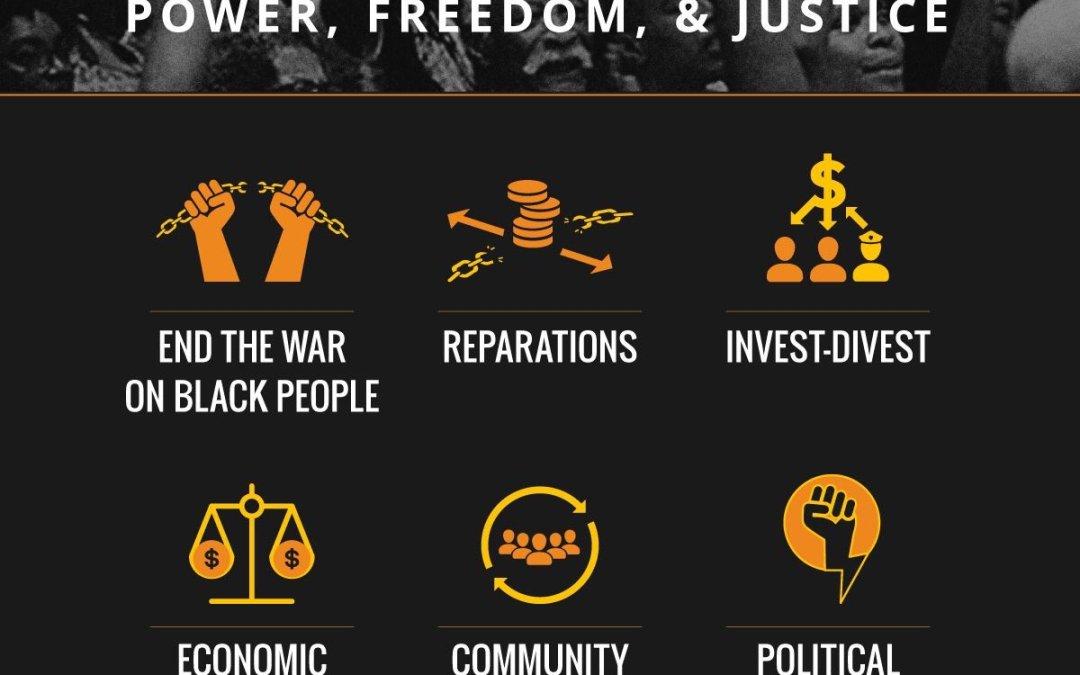 The Emerging Racial Justice Agenda