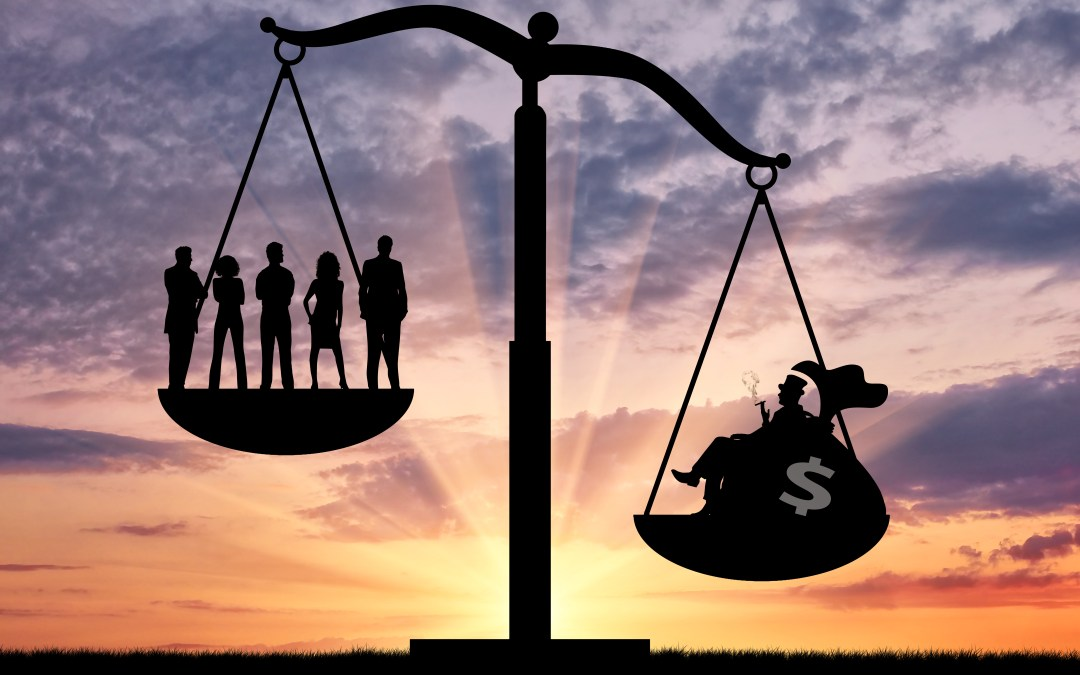 Right-Wingers Want Us to Accept Inequality and Move On