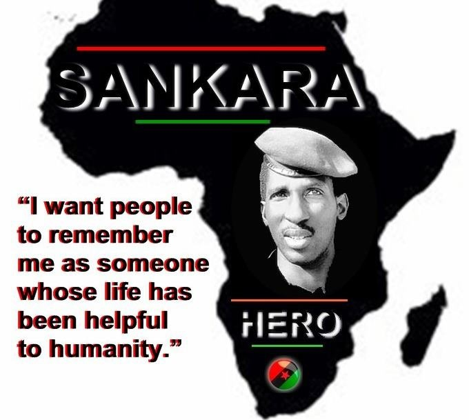 Thomas Sankara Legacy, Democracy in the Global South, and Black Lives