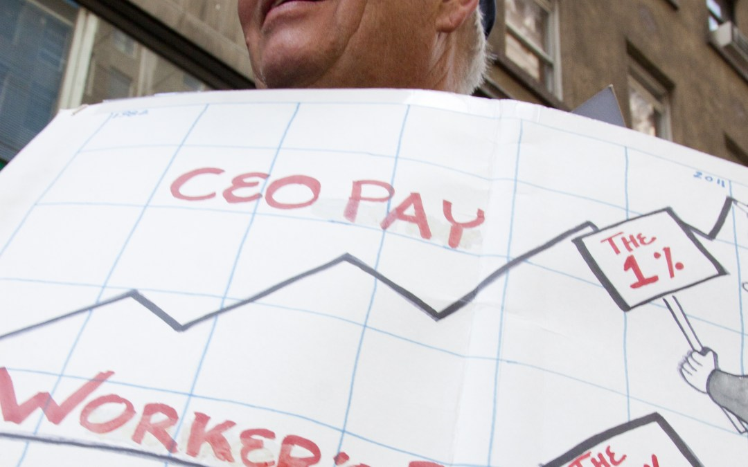Angry With Washington Inaction, Activists are Taking the CEO Pay Fight Local