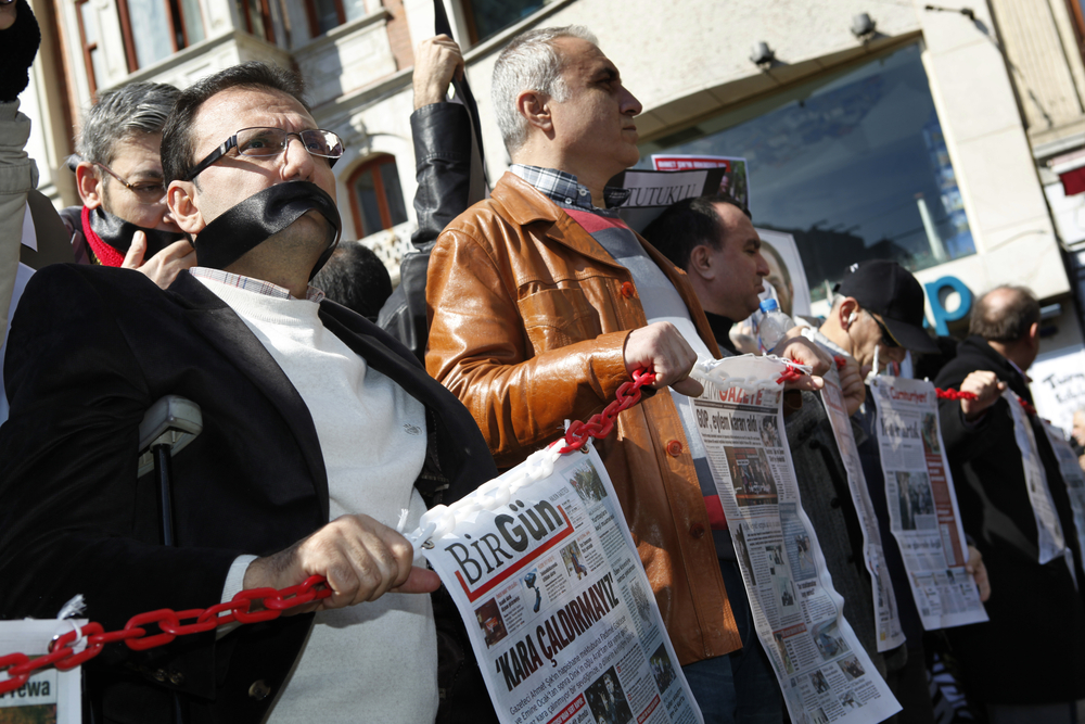The Crusade Against Press Freedom