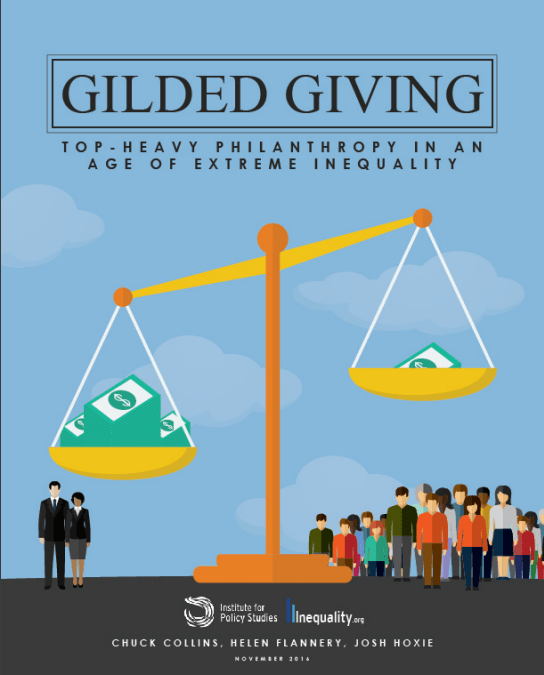 Report: Gilded Giving
