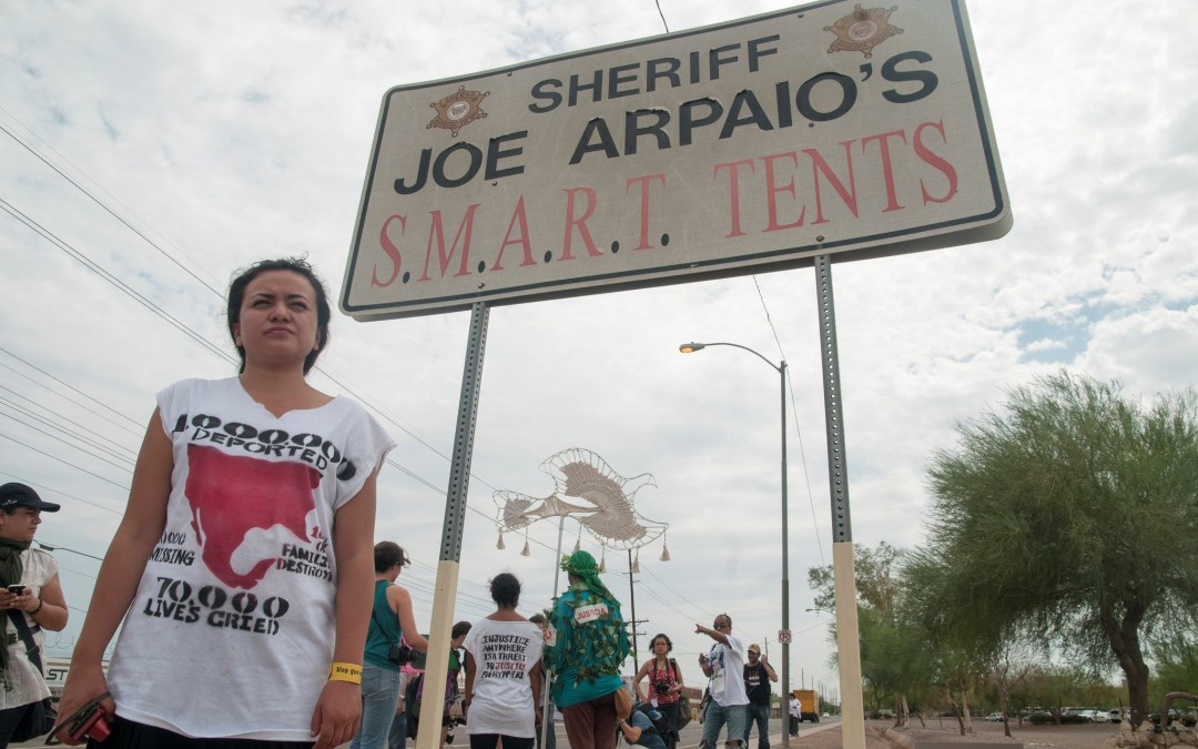 Trump's Pardon of Joe Arpaio Is Deeply Disturbing