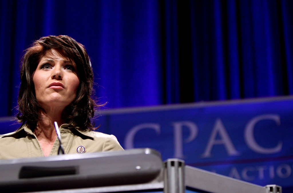 Kristi Noem Is Cashing Millions in Taxpayer-Funded Subsidies While Claiming the Estate Tax Hurt Her Family