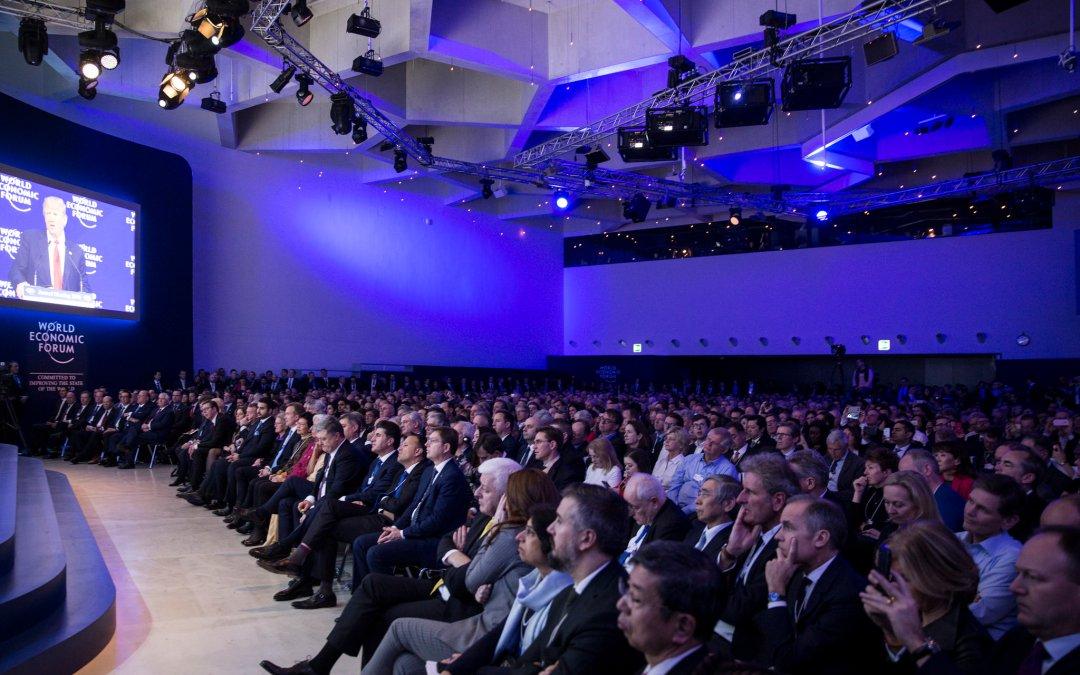 Big Surprise: Rich Globalists Love Trump