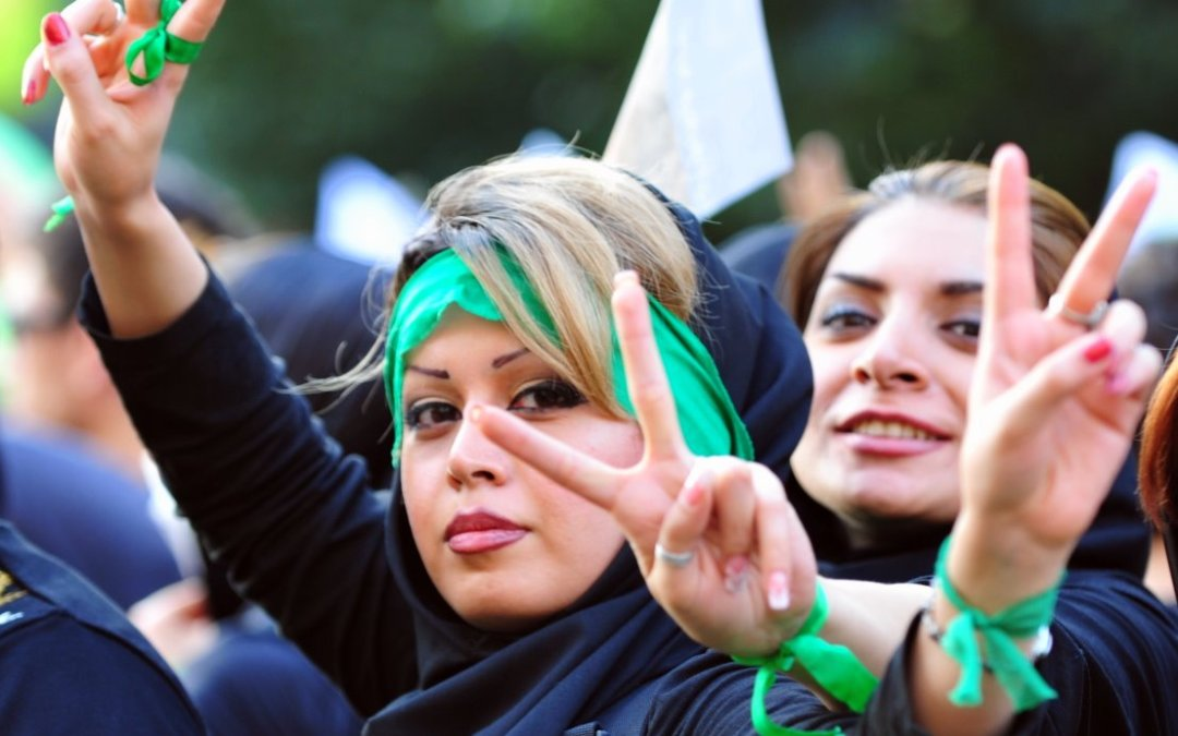 Iran's Protests Take Place Against a Backdrop of Inequality
