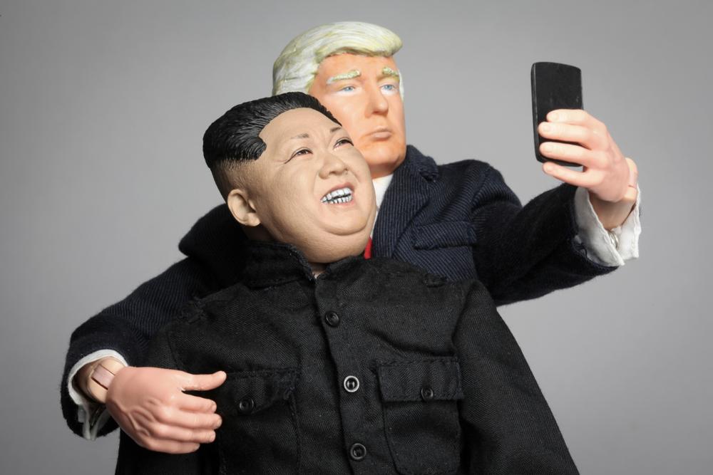 Trump's Korean Shell Game