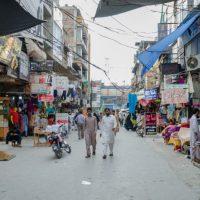 Pakistan-People-Walking