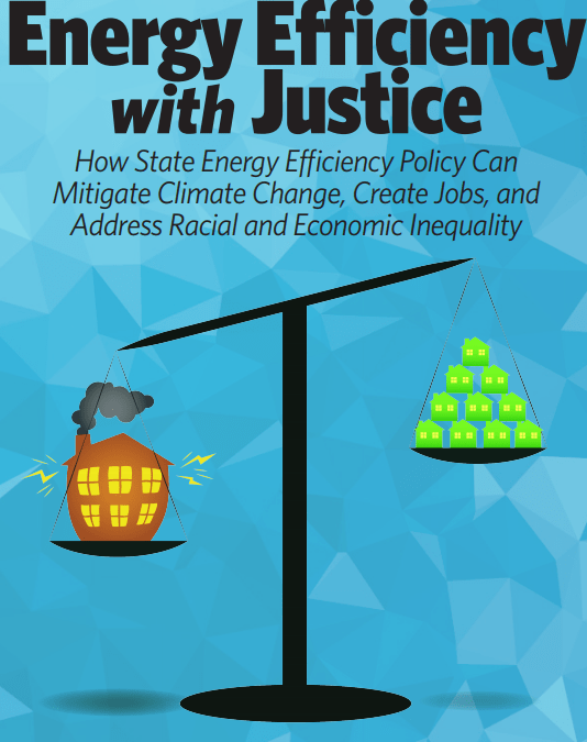 Report: Energy Efficiency with Justice