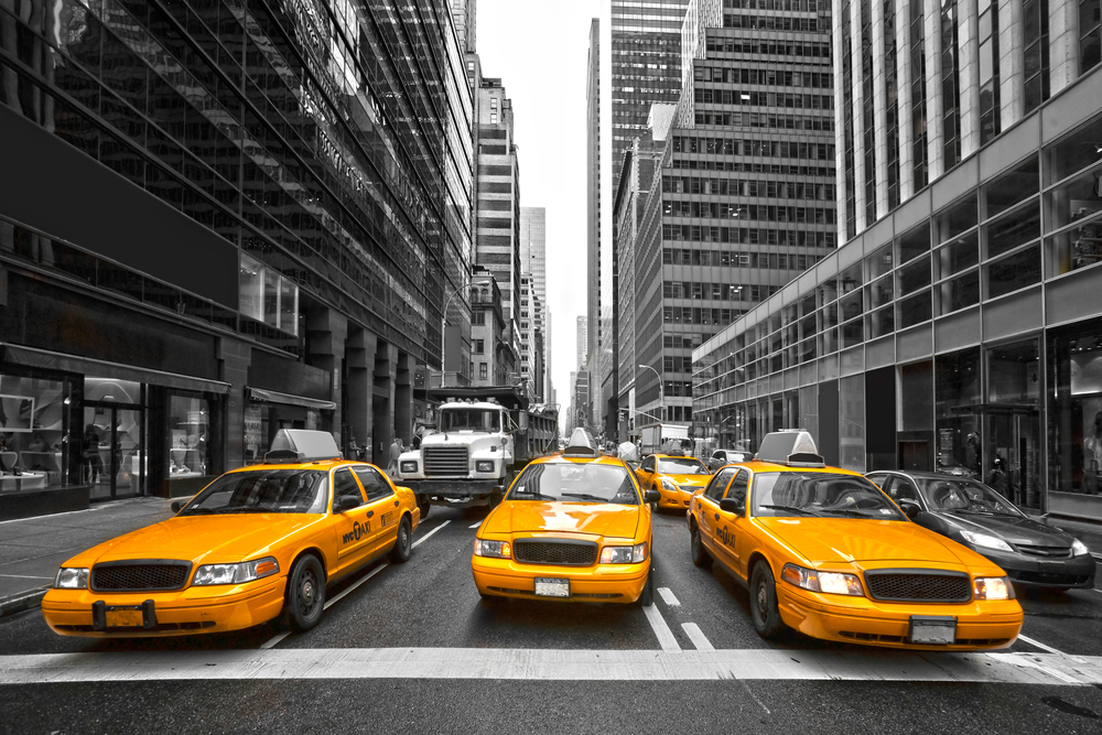 New York Taxi Workers Defeat Uber and Lyft with Landmark